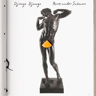 django_django_born_under_saturn_pochette_album