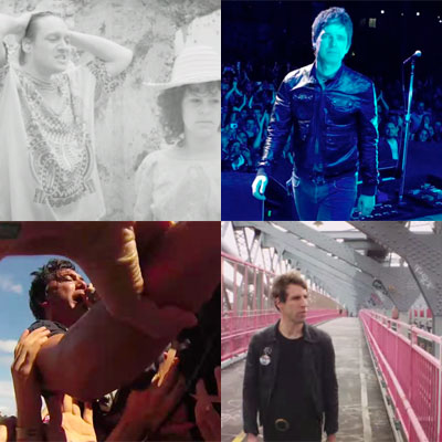 arcade_fire_noel_gallagher_fidlar_place_bury_strangers_video
