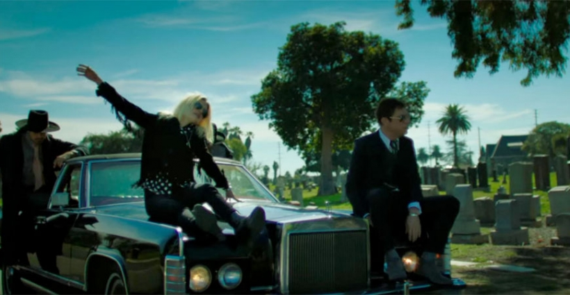 the_kills_doing_it_to_death_video