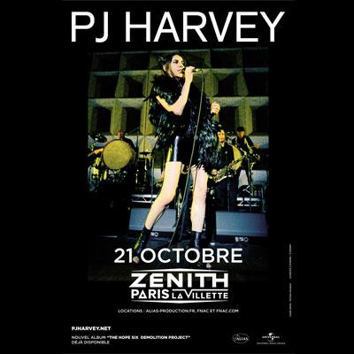 pj_harvey_flyer_concert_zenith_paris