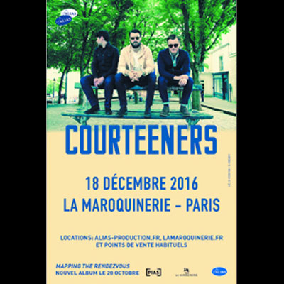 the_courteeners_flyer_concert_maroquinerie
