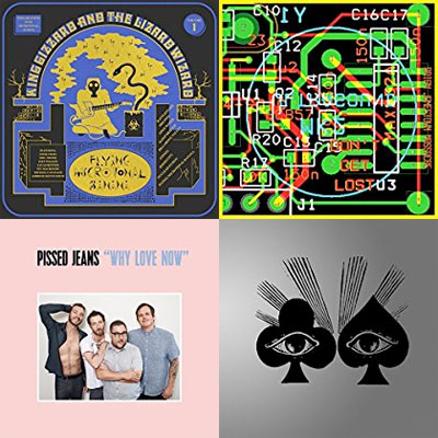 king_gizzard_and_the_lizard_wizard_brian_jonestown_massacre_pissed_jeans_children_of_alice_album_pochette