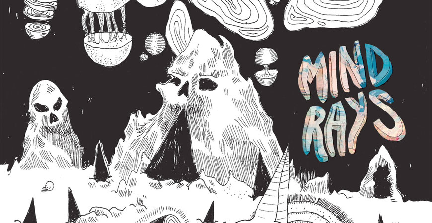 minde_rays_nerve_endings_album_streaming