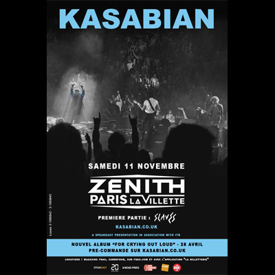 kasabian_flyer_concert_zenith