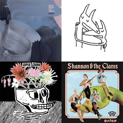 ought_car_seat_headrest_superchunk_shannon_and_the_clams_album_pochette