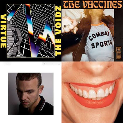 the_voidz_the_vaccines_amen_dunes_volage_album_pochette
