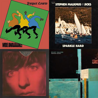 parquet_courts_stephen_malkmus_and_the_jicks_courtney_barnett_ryley_walker_album_pochette