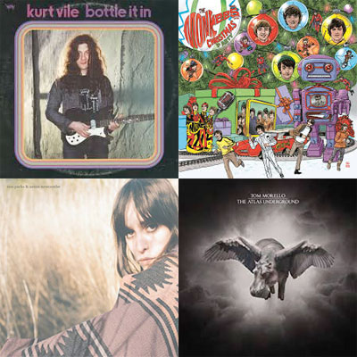 kurt_vile_the_monkees_tess_parks_anton_newcombe_tom_morello_album_pochette