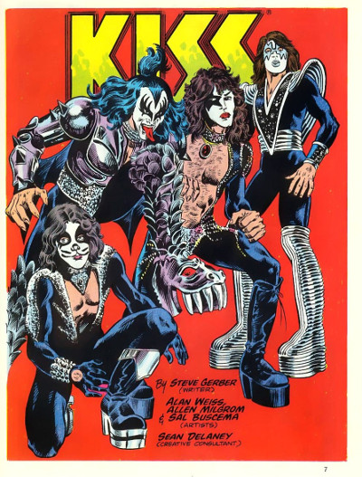 kiss_marvel_comics