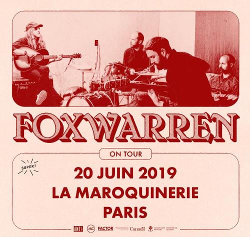 foxwarren_concert_maroquinerie
