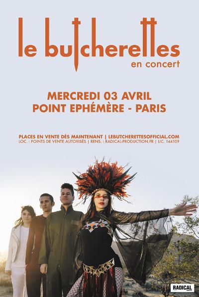 le_butcherettes_flyer_concert_point_ephemere