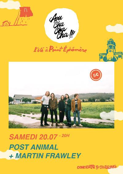 post_animal_flyer_concert_point_ephemere