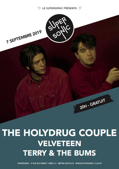 the_holydrug_couple_concert_supersonic