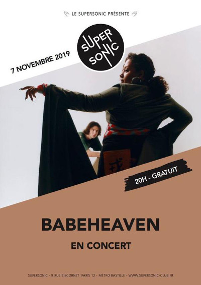 babeheaven_concert_supersonic