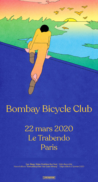 bombay_bicycle_club_concert_trabendo