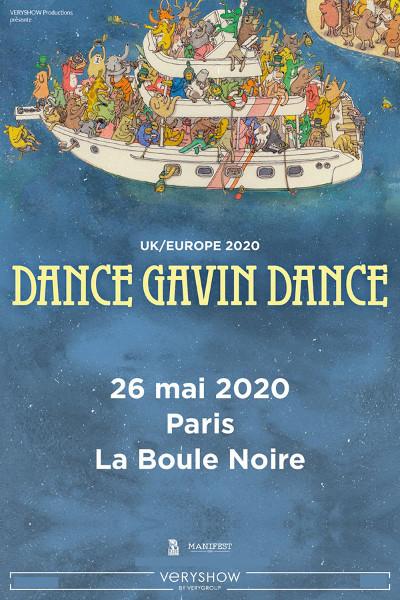 dance_gavin_dance_concert_boule_noire