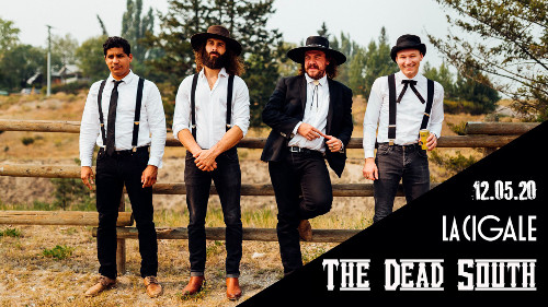 the_dead_south_concert_cigale