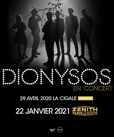 dionysos_concert_zenith_paris