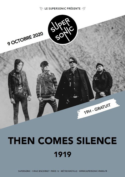 then_comes_silence_concert_supersonic