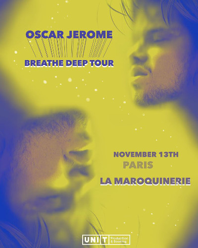 oscar_jerome_concert_maroquinerie