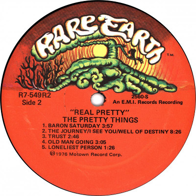 the_pretty_things_rare_earth_records