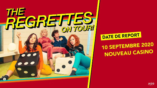 the_regrettes_concert_nouveau casino