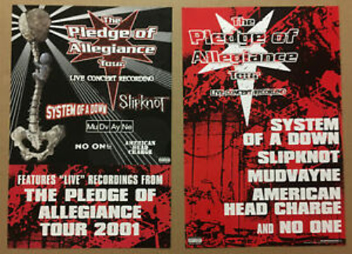 system_of_a_down_slipknot_tour_2001