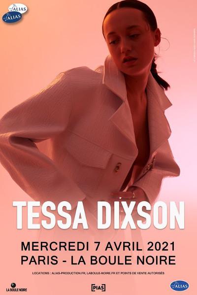 tessa_dixon_concert_boule_noire