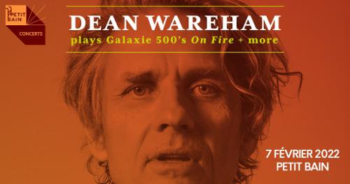 dean_wareham_concert_petit_bain