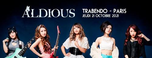 aldious_concert_trabendo