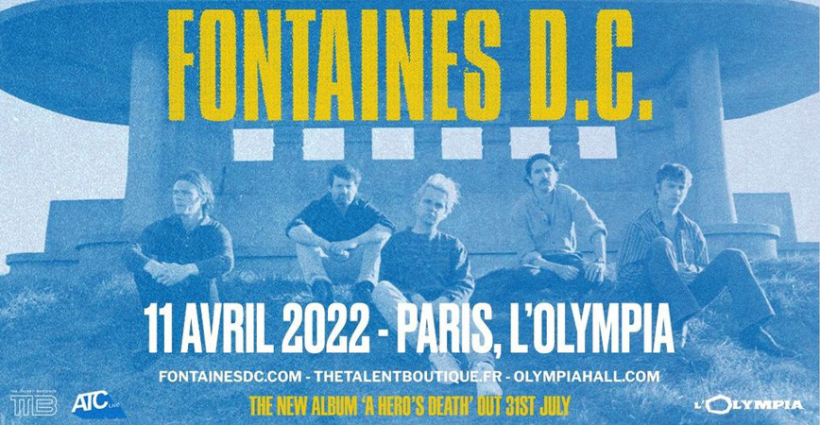 fontaines_dc_concert_olympia_2022