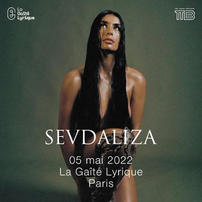 sevdaliza_concert_gaite_lyrique