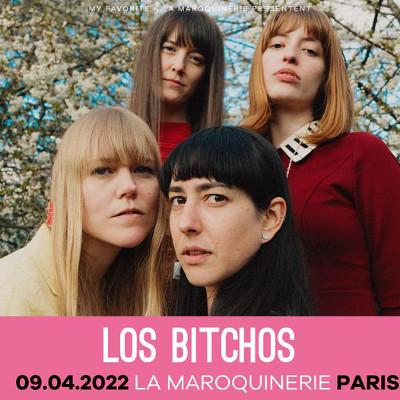 los_bitchos_concert_maroquinerie