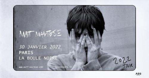 matt_maltese_concert_boule_noire