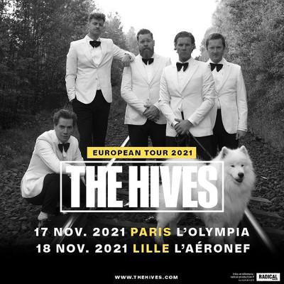 the_hives_concert_olympia