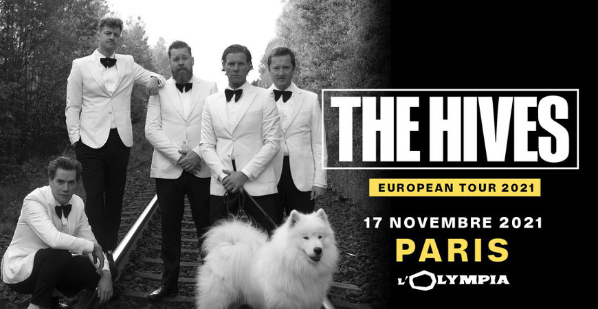 the_hives_concert_olympia_2021